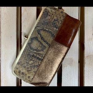 Hobo Clutch Wallet